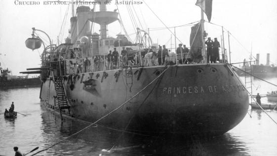 Una misión humanitaria en 1909