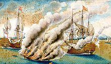 Tolón 1744, batalla tras resurgir de las cenizas
