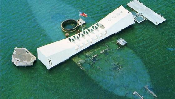 El USS Arizona de Pearl Harbour. El valor de la memoria y la historia