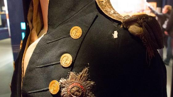 El azul índigo. Una historia de uniformes navales; Gieves&Hawkes.