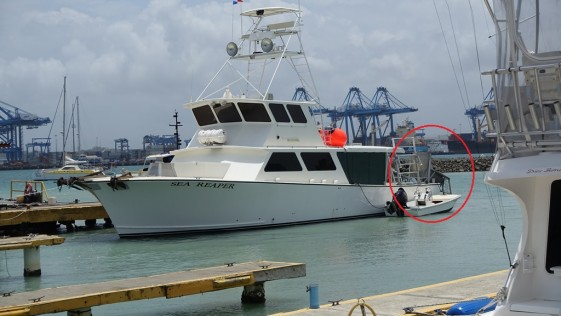 Sea Reaper III, un nuevo barco de cazatesoros en Panamá: ¿para el San José?
