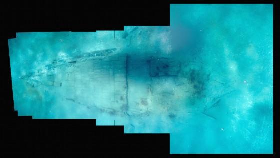 El hallazgo del Encarnación: la historia perdida es frágil bajo el mar
