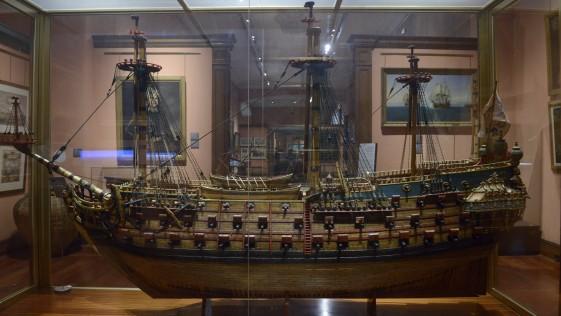 Los mejores científicos del mundo piden respeto para el galeón San José en Espejo de Navegantes
