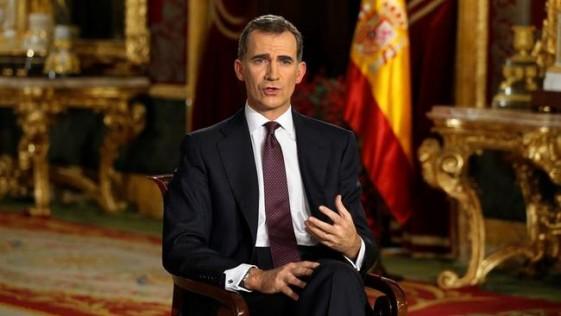 El Rey invoca la historia de España como legado común