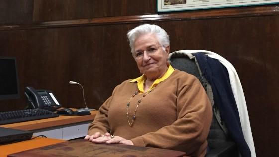 Pilar Luna, premio al Mérito por su compromiso con el patrimonio