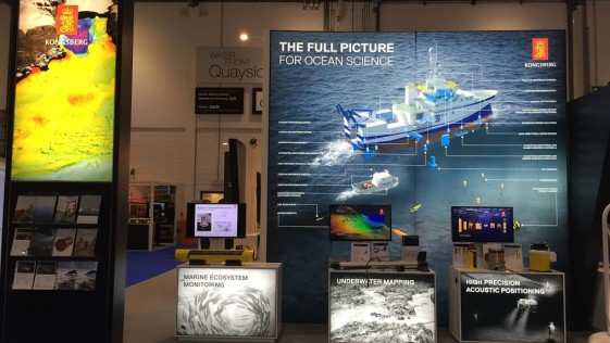 Oceanology 2016. Más profundo y más lejos en las exploraciones submarinas.