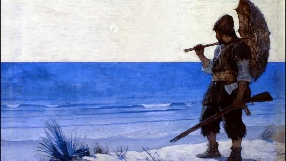La historia que inspiró a Robinson Crusoe, española. Pedro Serrano, 1526.