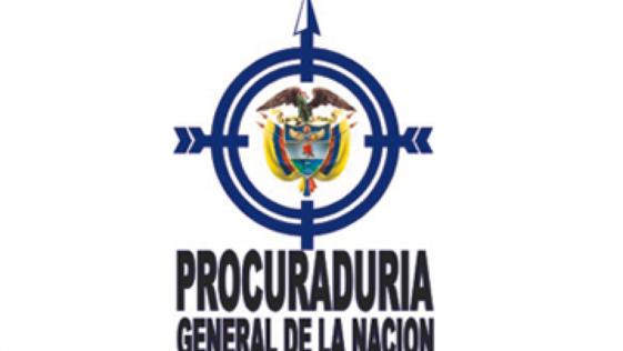 La carta del procurador general a la ministra de Cultura de Colombia, a fondo